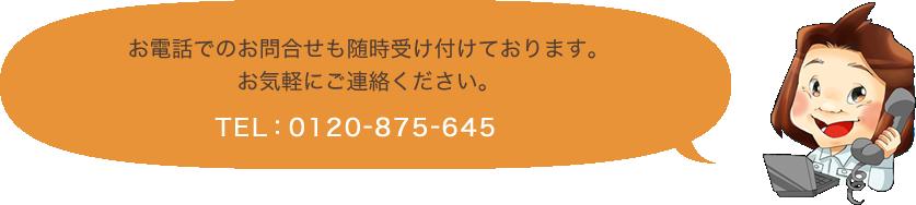 0120-875-645