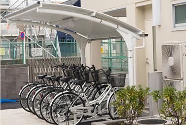 サイクルポート(自転車用)