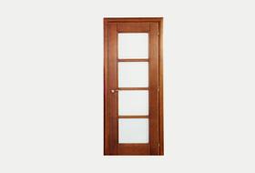 室内ドアの交換